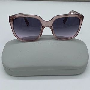 NWOT Warby Parker Hall 53mm polarized Sunglasses